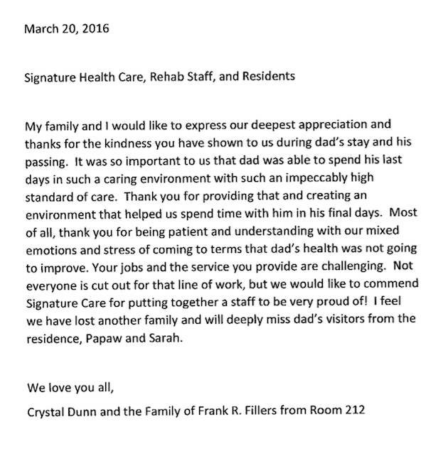 appreciation letter to employees parents greeneville letter signature healthcare of greeneville 21900 | greeneville letter